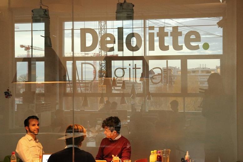 Bei Deloitte Digital Ventures im Werk3: Hier entstehen neue Geschäftsmodelle in Start-up-Atmosphäre.