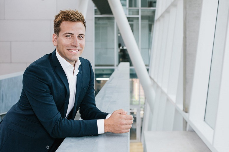 Sportmanager mit ausgeprägtem Schuhtick – und Berater bei BCG in München: Moritz Fries