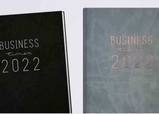 Good old paper: Fünf Business-Timer zu gewinnen