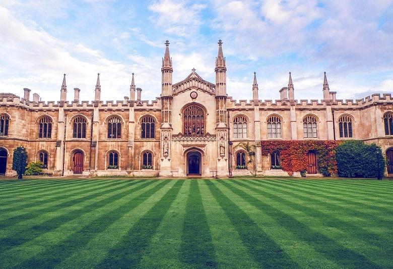 Universität Cambridge:Corpus Christi College