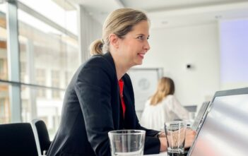 Dr. Carolin Eistert ist seit 2007 bei der Boston Consulting Group (BCG)