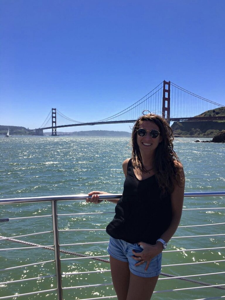 """Charlotte Litrowski genoss die """"sunny side of consulting"""" in San Francisco"""