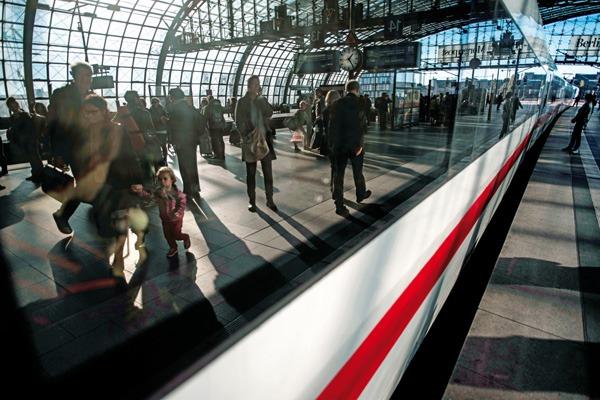 Johanna Thiel Deutsche Bahn Beratung