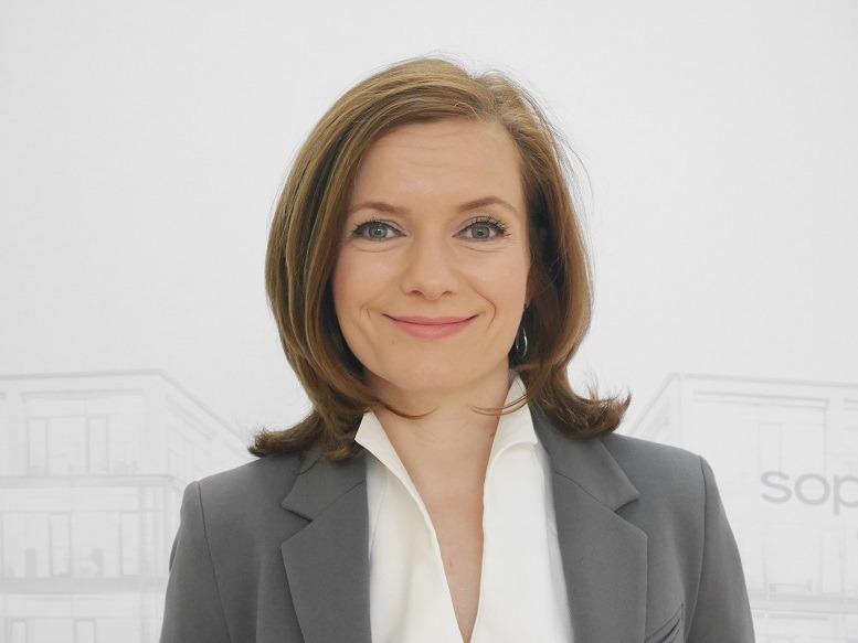 Dorothee Scharf vonSopra Steria Consulting