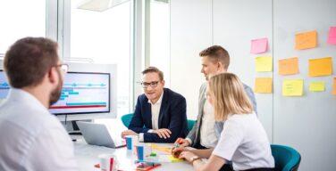 Das Unternehmen E.ON Inhouse Consulting GmbH