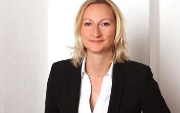 Nadine Müller leitet den Kompetenzbereich SAP Security in Europa.