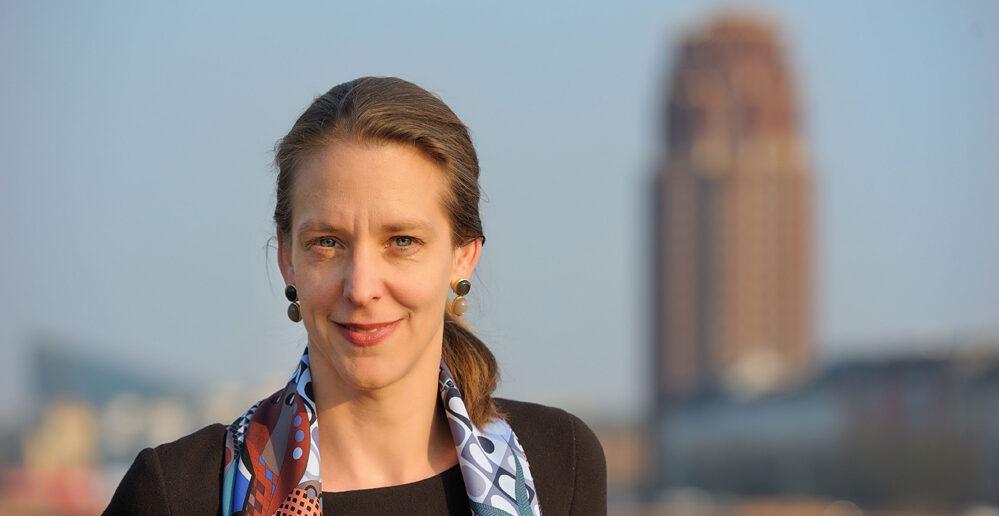 The Lady is a Boss! Finja Carolin Kütz, neue Deutschlandchefin von Oliver Wyman