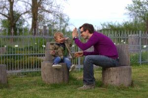 Consultant sein und trotzdem regelmäßig sein Kind highfiven? Geht – bei Strategy& und den Solbachs.