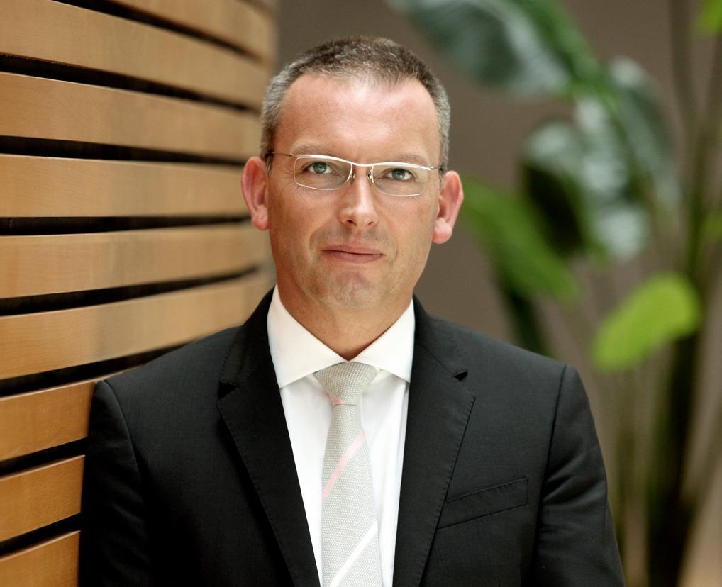 """Gerald Prior, Vorstandsvorsitzender der Cofinpro AG sieht """"Evolution statt Revolution"""" bei der Betrachtung der Entwicklung des Unternehmens"""