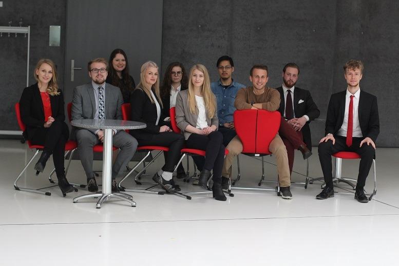 Die studentische Unternehmensberatung consulting.hoch.franken. stellt sich vor