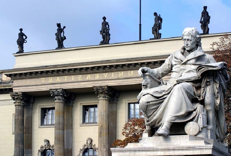 Humboldt Universität Berlin Wilhelm von Humboldt