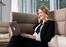 IT-Consultant Isabel Kiefer von Lufthansa Industry Solutions im Interview
