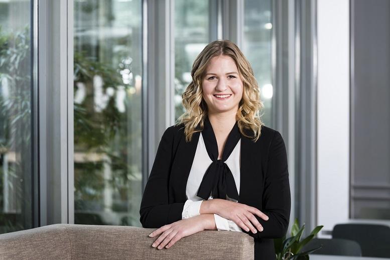 Isabel Kiefer, LufthansaIndustry Solutions