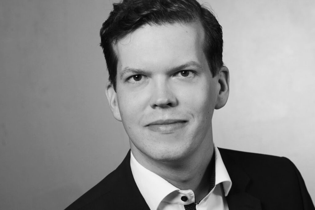 Dr. Daniel Reuß, A.T. Kearney