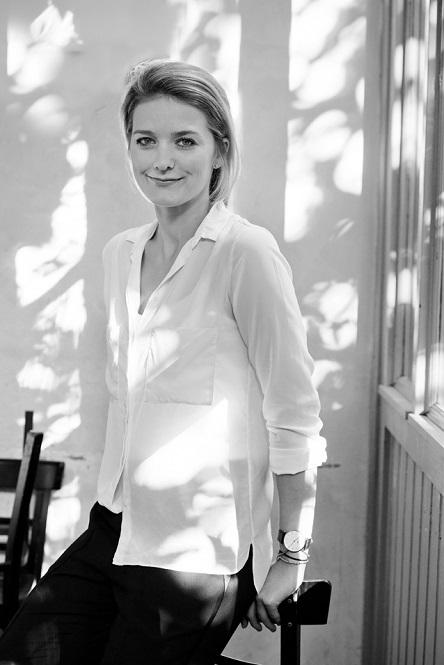 Luise von Tiedemann, Manager bei Oliver Wyman in Berlin
