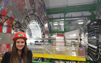 Melanie Krawina war vor McKinsey als Wissenschaftlerin am Forschungszentrum CERN beschäftigt