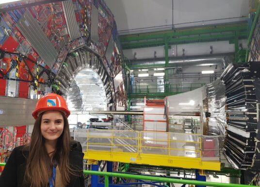 Im Gespräch mit der Physikerin Melanie Krawina, Digital Consultant bei McKinsey