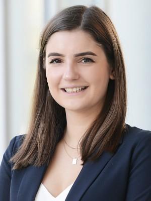 Melanie Krawina, McKinsey