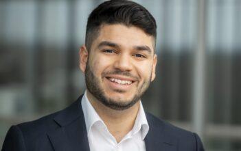 Muhammed Tarik Öztürkist seit August 2019 Consultant bei TKMC