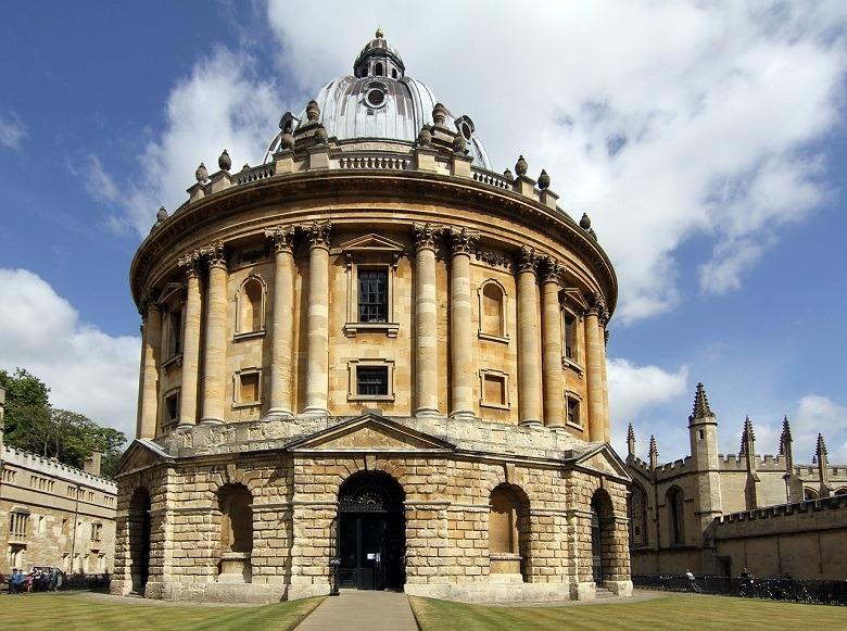 Universität Oxford: Radcliffe Camera