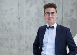Nachwuchsberater im Profil: Nicolas Freitag