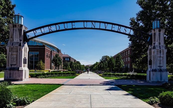 Purdue University, Indiana