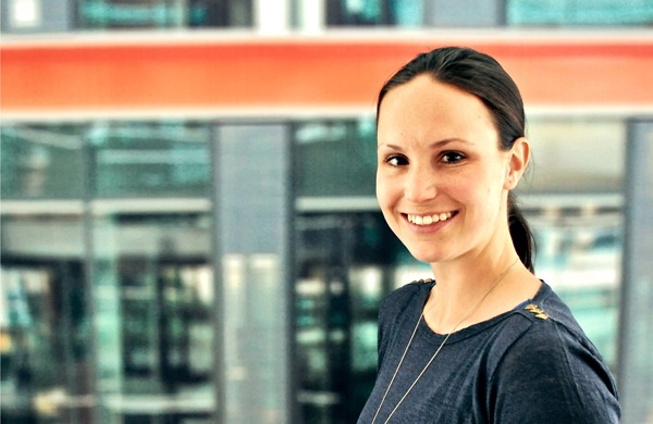 Jasmin Redweik Beraterin Deloitte Digital