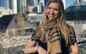 Sarah Lämmlin ist seit fünf Jahren bei Simon-Kucher & Partners