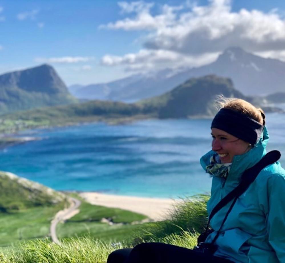 Sarah Lämmlin, Familienmensch und gerne unterwegs in der Welt