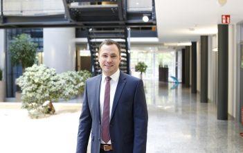 Stefan Ebinger von der Fiducia & GAD IT AG