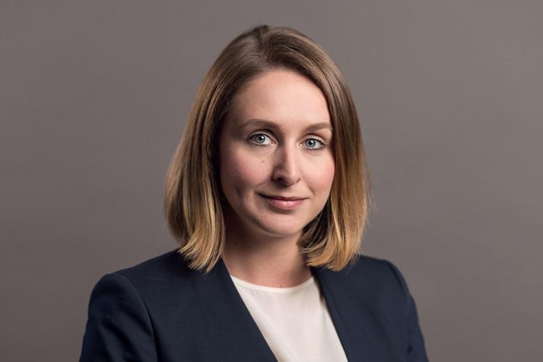 Stefanie Hasse, Principal bei Oliver Wyman in London