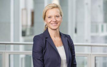 Dr. Stefanie Papenberg ist Leiterin der Personalentwicklung bei DB Management Consulting