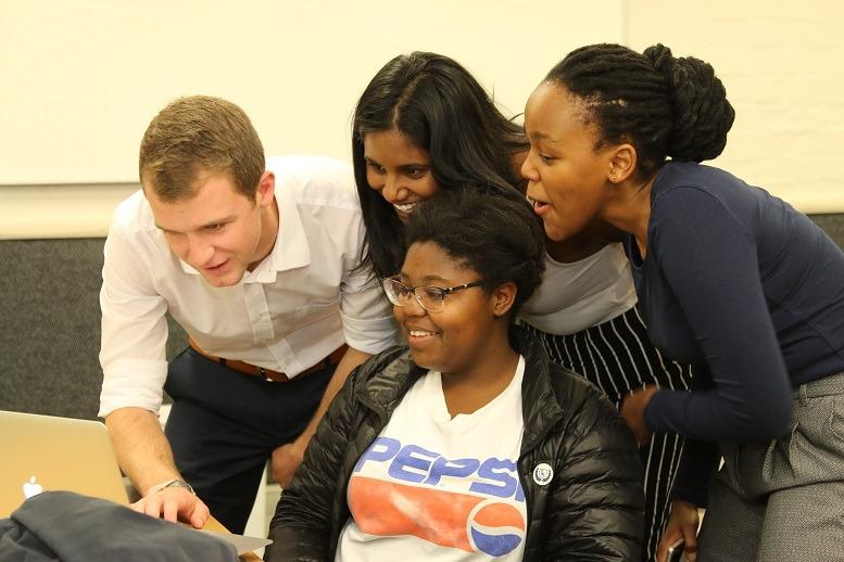 Studentische Beratung goes Africa