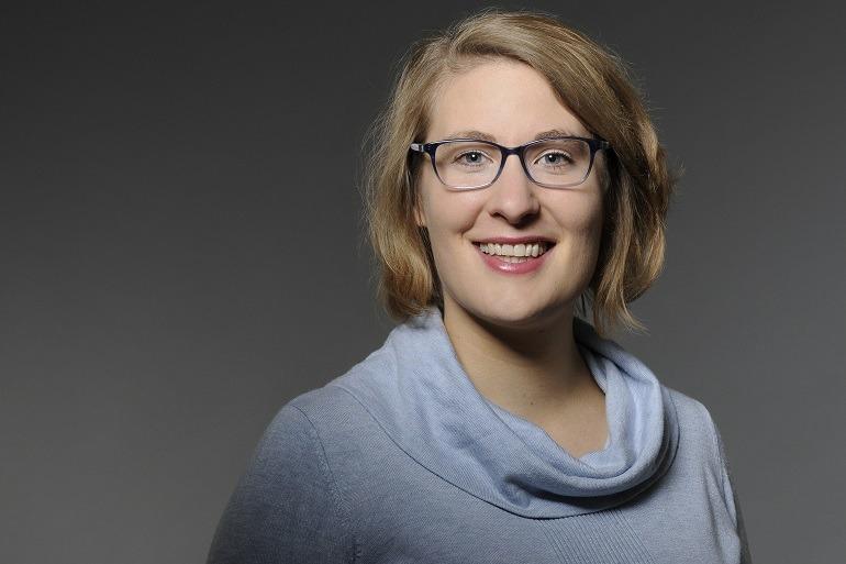 Theresa Lankes, BWL-Studentin und Mitglied bei BCPro