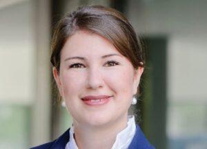 Theresa Hollerith ist verantwortlich für das Praktikantenprogramm bei SMC. Foto: blende11 Fotografen