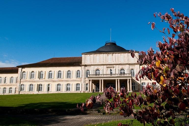 Universität Hohenheim Schloss Süd