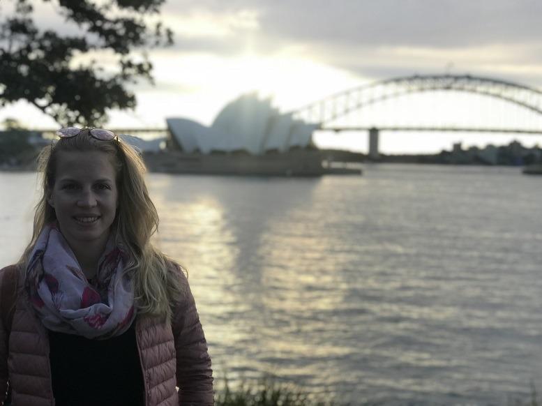 """""""In Österreich bin ich im offiziellen Leben Viktoria Patsios. In Sydney haben sie sogar aus Vicky noch Vik gemacht."""""""