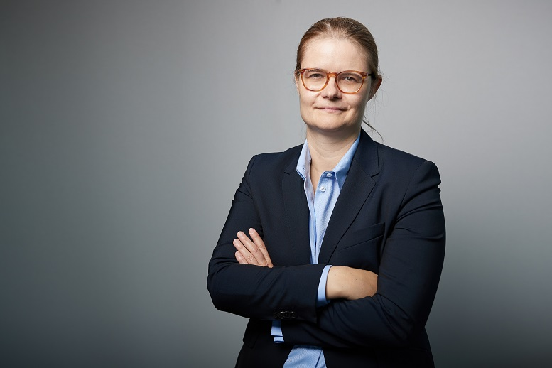 Annika Zawadzki ist Partnerin bei der Boston Consulting Group (BCG). Bild: BCG