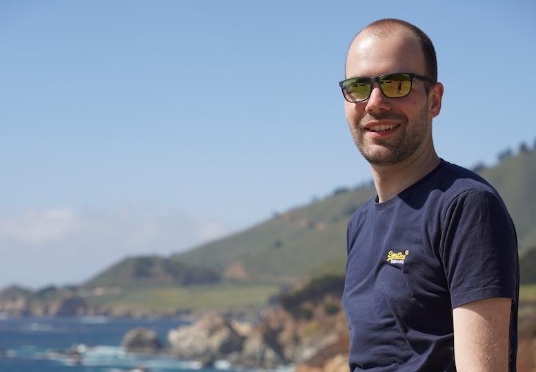Lucas Thielmann: Privat gerne auf Reisen
