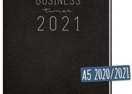Good old paper: Sechs Business-Timer zu gewinnen