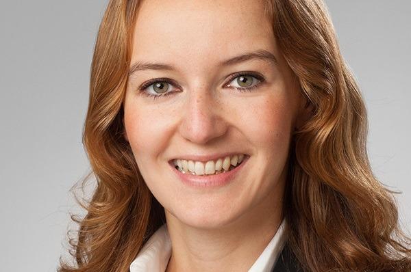 Julia Cedrati vom Recruiting und Personalmarketing bei CTcon