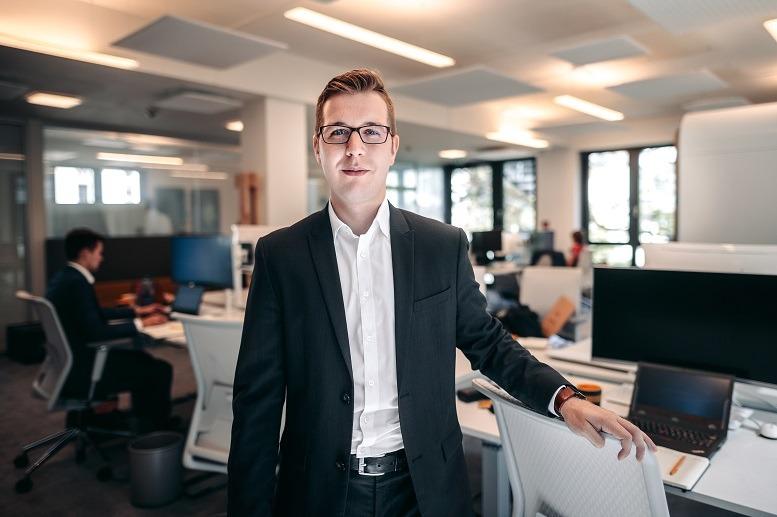 Maximilian Iberl, DHL Consulting