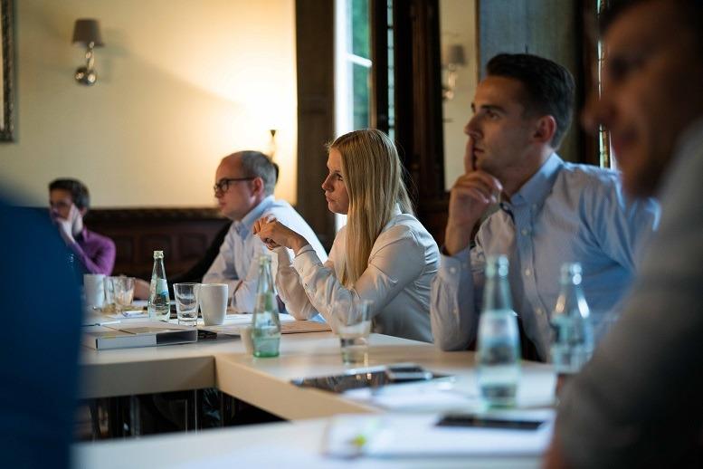 Friederike Klankes Beratungsschwerpunkt bei Ebner Stolz Management Consultants ist General Management Beratung