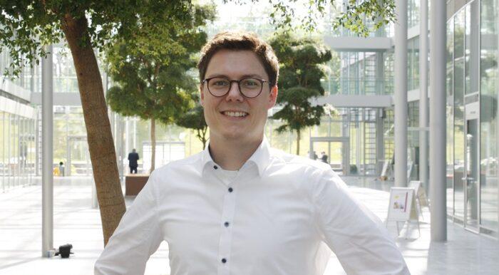 MINT und Consulting: Dr. Stefan Graf von E.ON Inhouse Consulting arbeitet an der Energiewelt von morgen