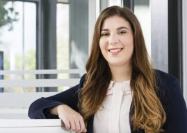 IT-Beraterin Annekatrin Fetzer von Lufthansa Industry Solutions im Gespräch