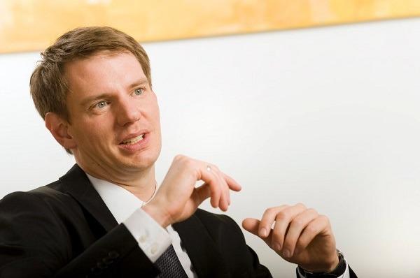 Dr. Thomas Fritz, Personalchef von McKinsey in Deutschland
