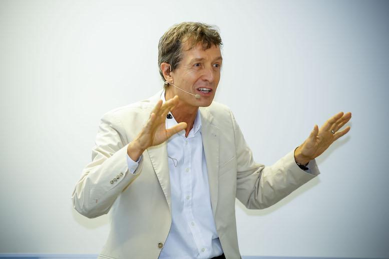 Michael Rossié, Keynote-Speaker, Buchautor und Coach