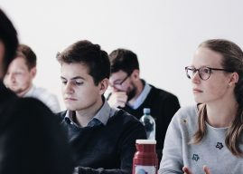 Vorstandsvorsitzender Lasse Voss über die Arbeit bei und von Janus Consultants e. V.