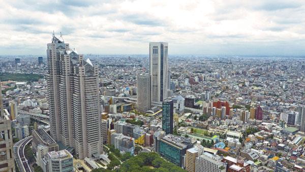 Thomas Liessem lernte die japanische Arbeitskultur kennen und erkundete in der Freizeit Tokio und Umgebung
