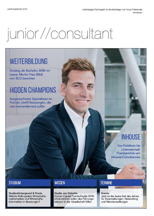 junior //consultant 2-2018